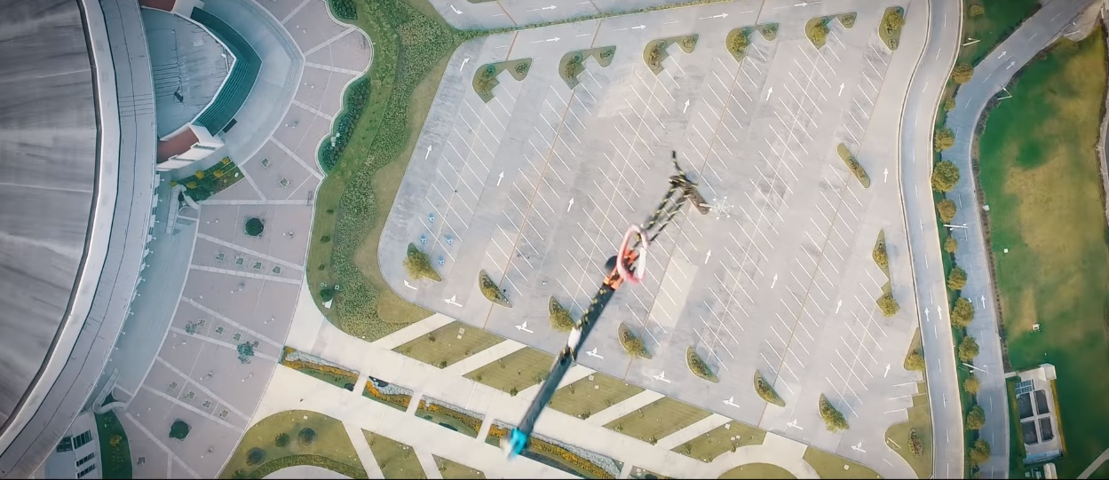 Can a Switch survive after a drop from 1,000 feet? screenshot