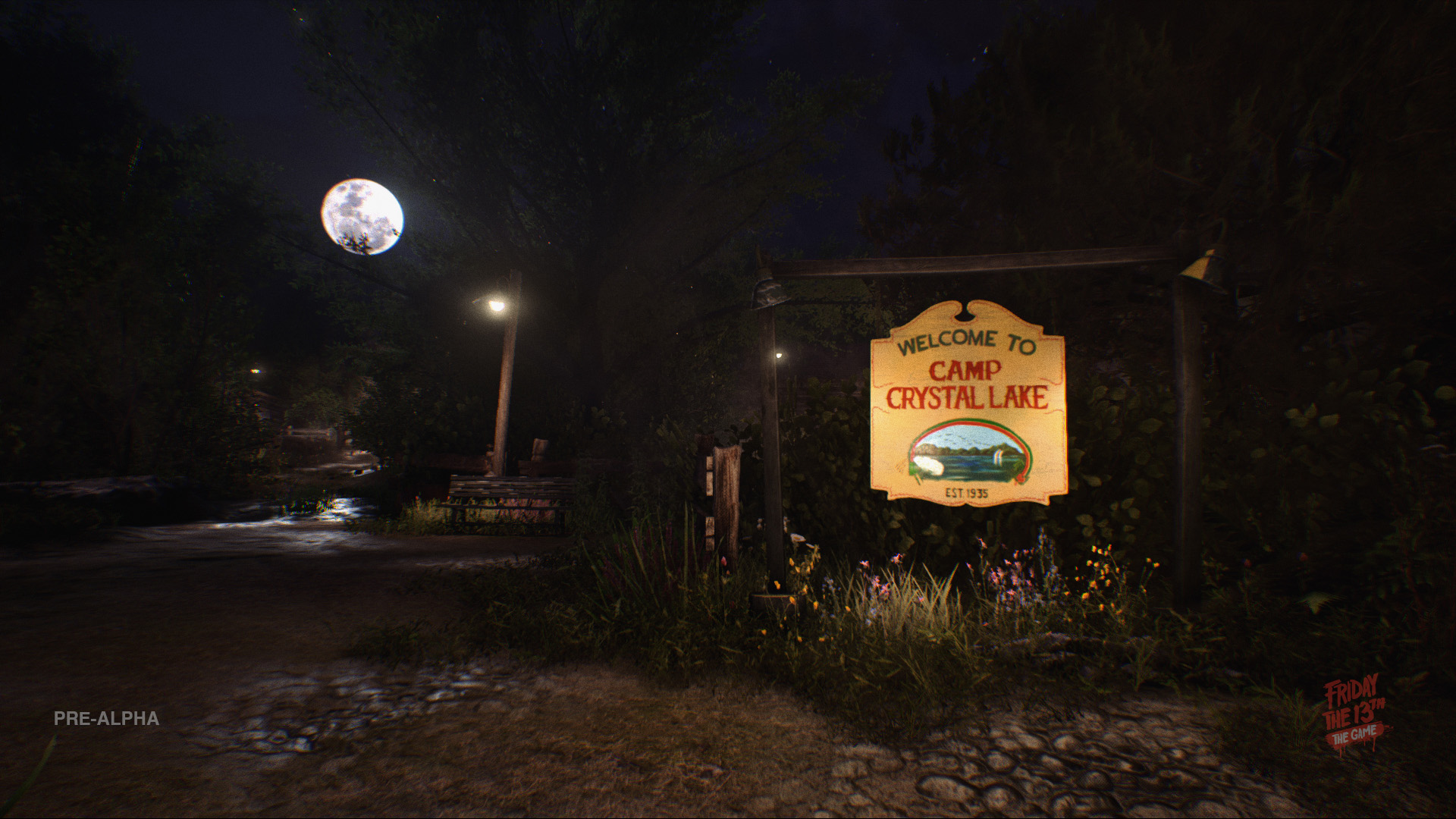 Review: Friday the 13th: The Game screenshot