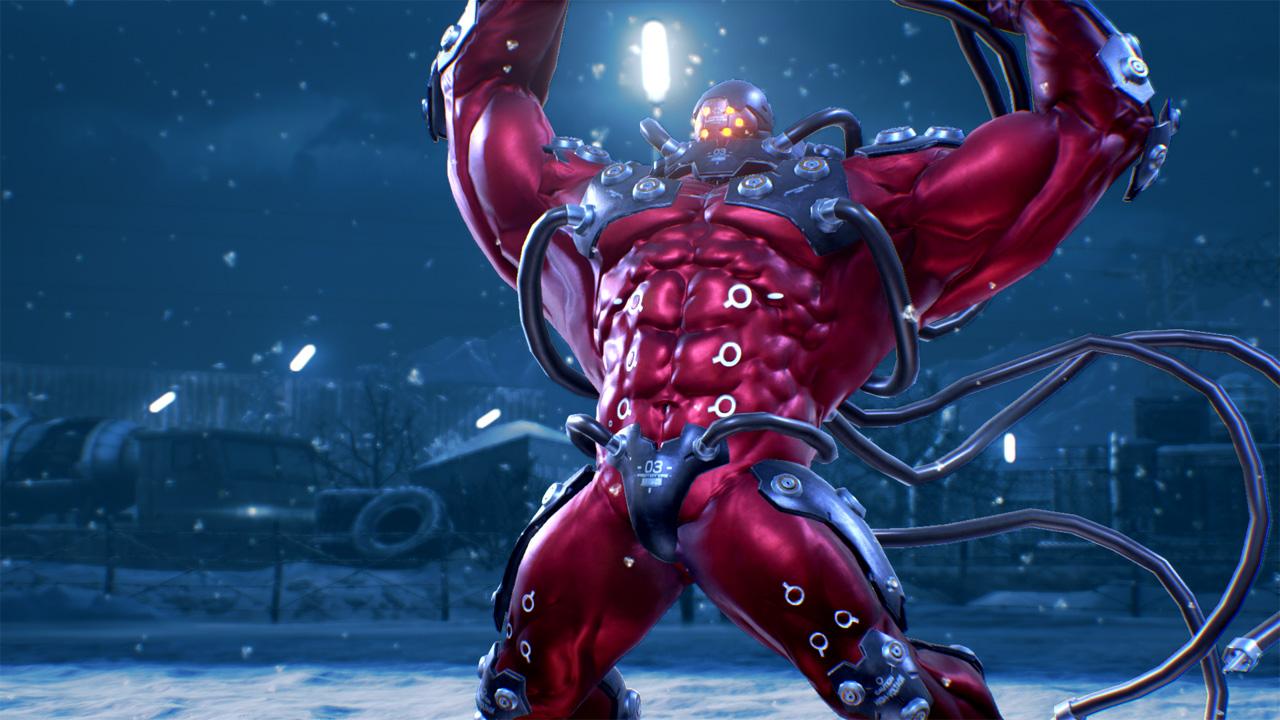Tekken 7 PC files potentially hint at upcoming DLC screenshot