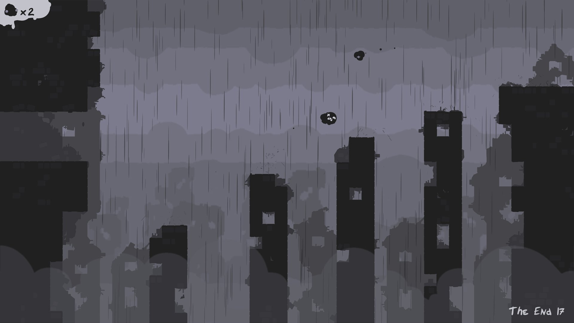 Edmund McMillen's new game is a welcome sight for Super Meat Boy fans screenshot