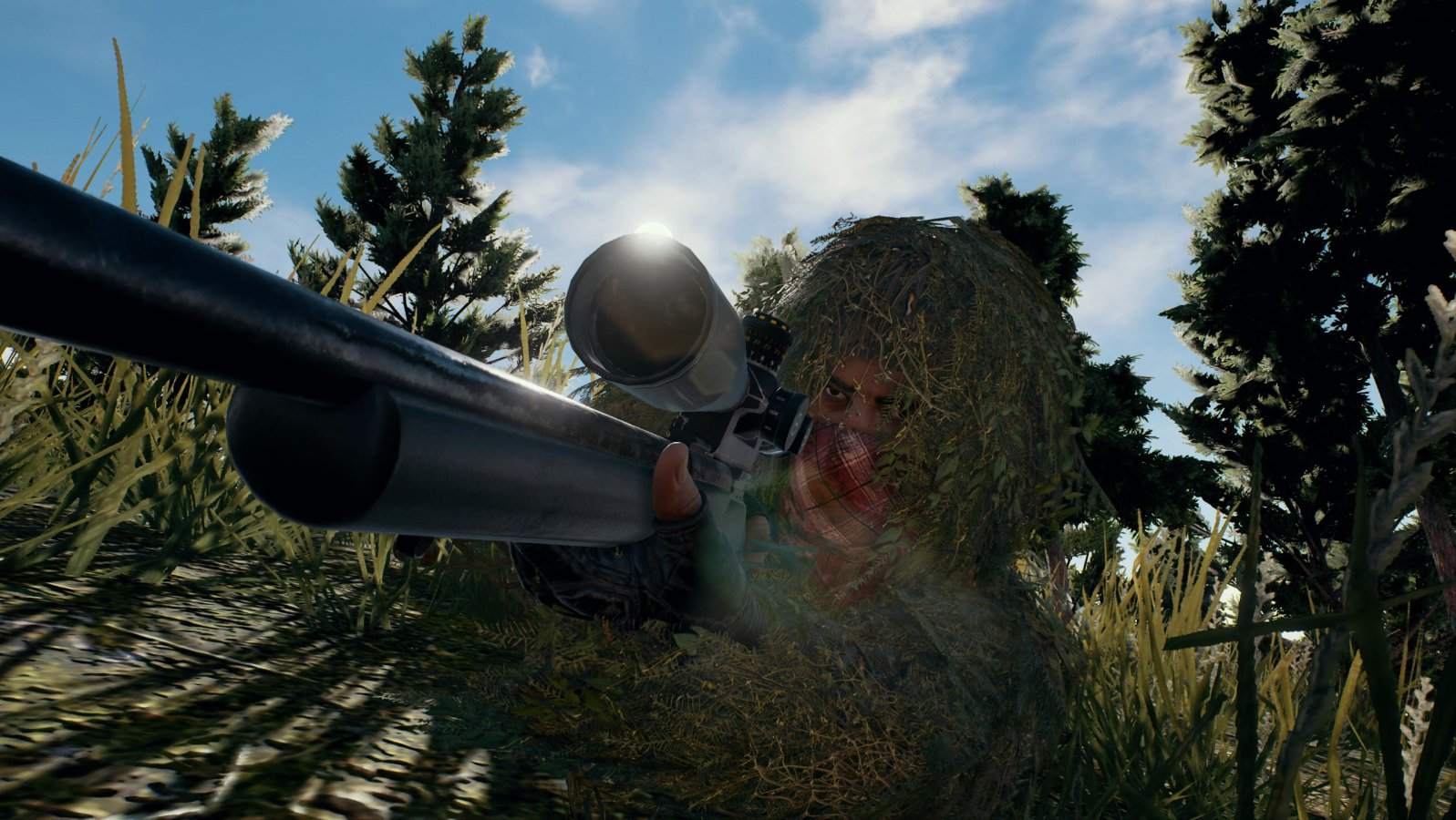 Watch some of PlayerUnknown's Battlegrounds myths get busted screenshot