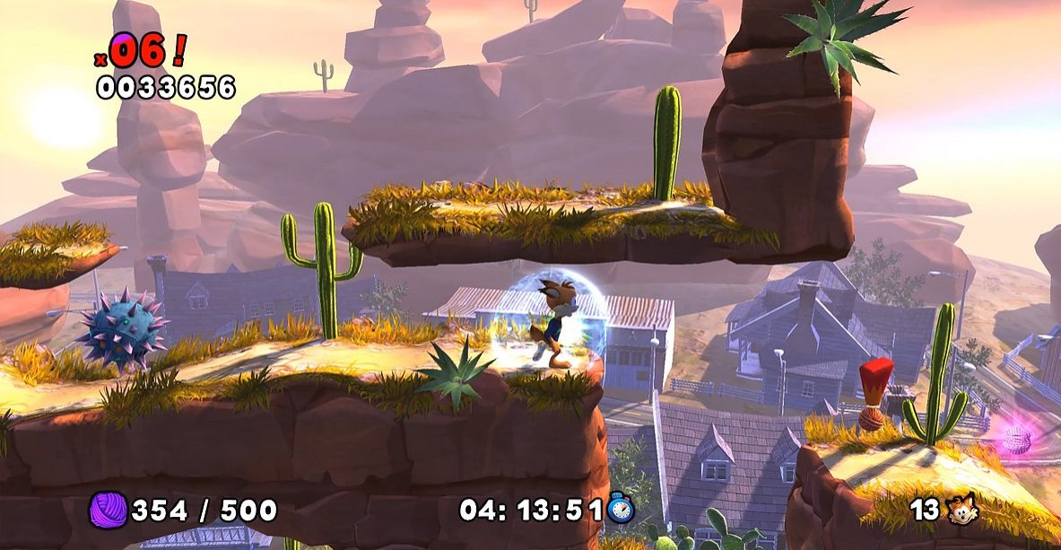 The new Bubsy better suck or I'm quitting video games forever screenshot