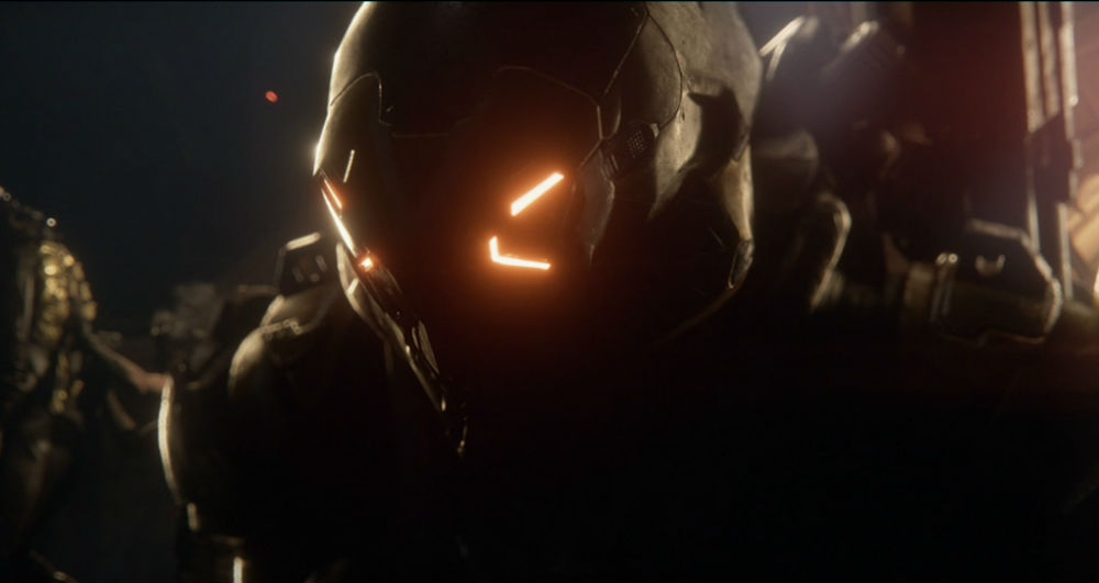 EA introduces new BioWare IP, Anthem screenshot