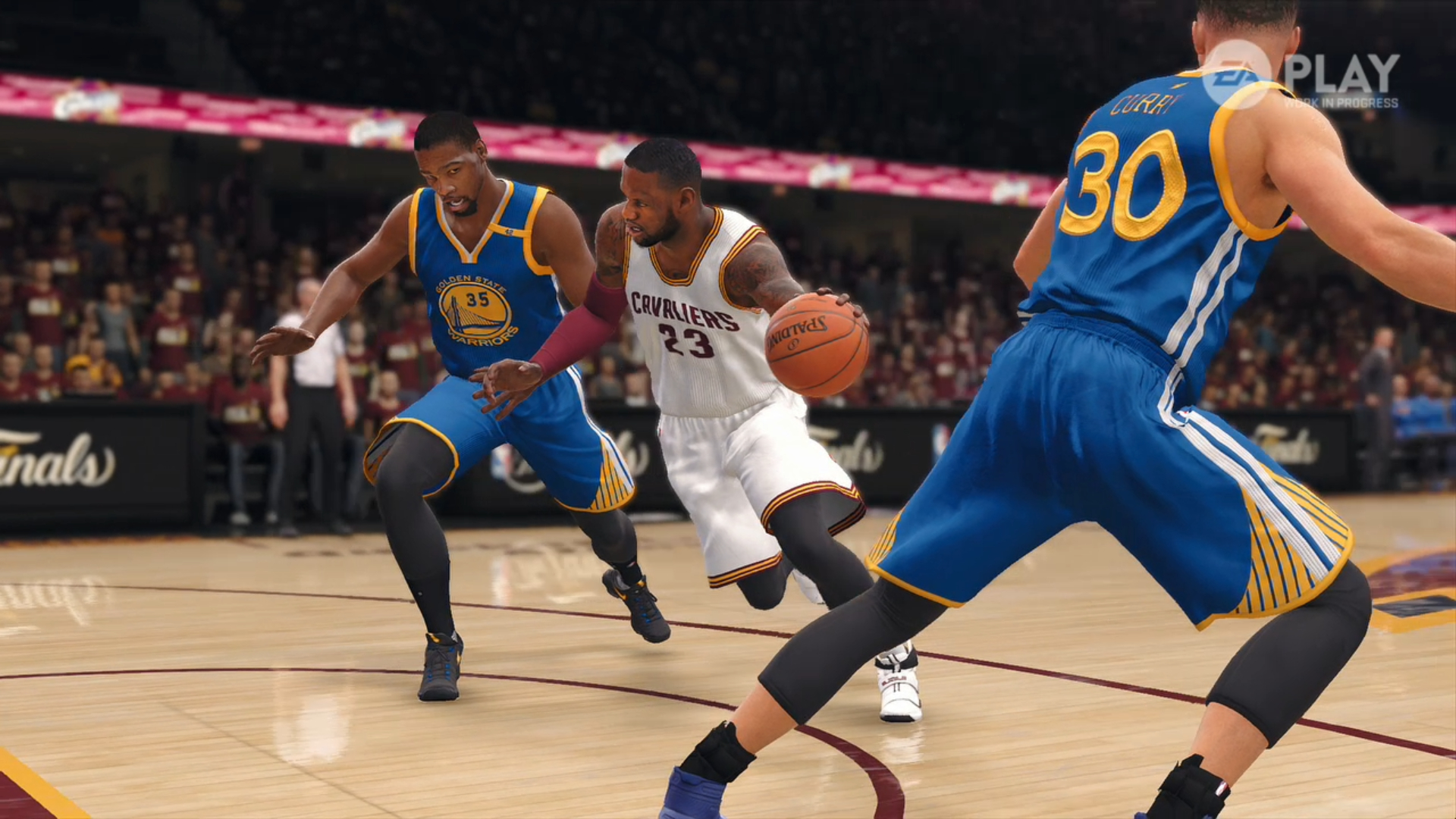EA is still trying to make basketball games for some reason with
