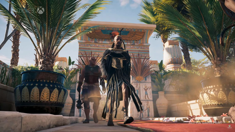 Assassin's Creed: Origins is indeed set in Egypt screenshot