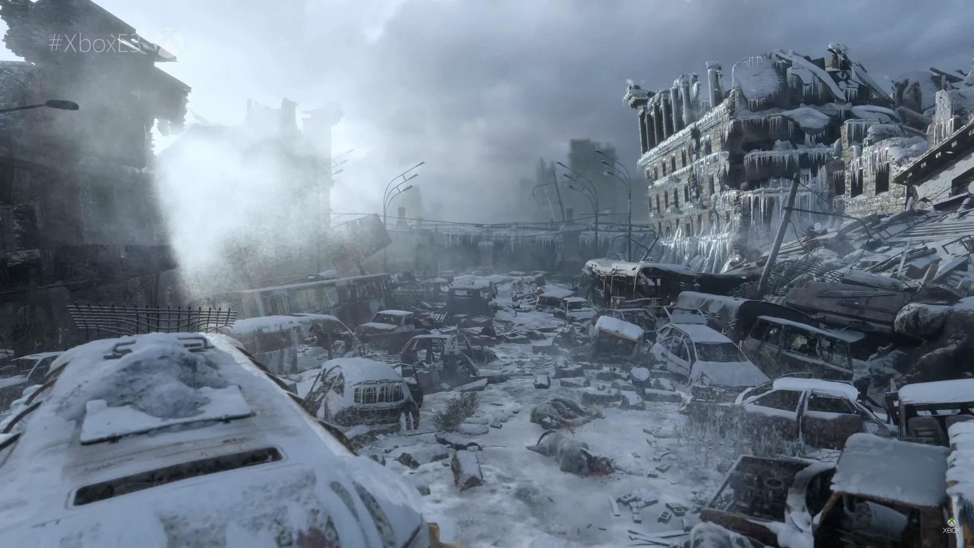 Metro Exodus is the next chapter in the Metro series screenshot