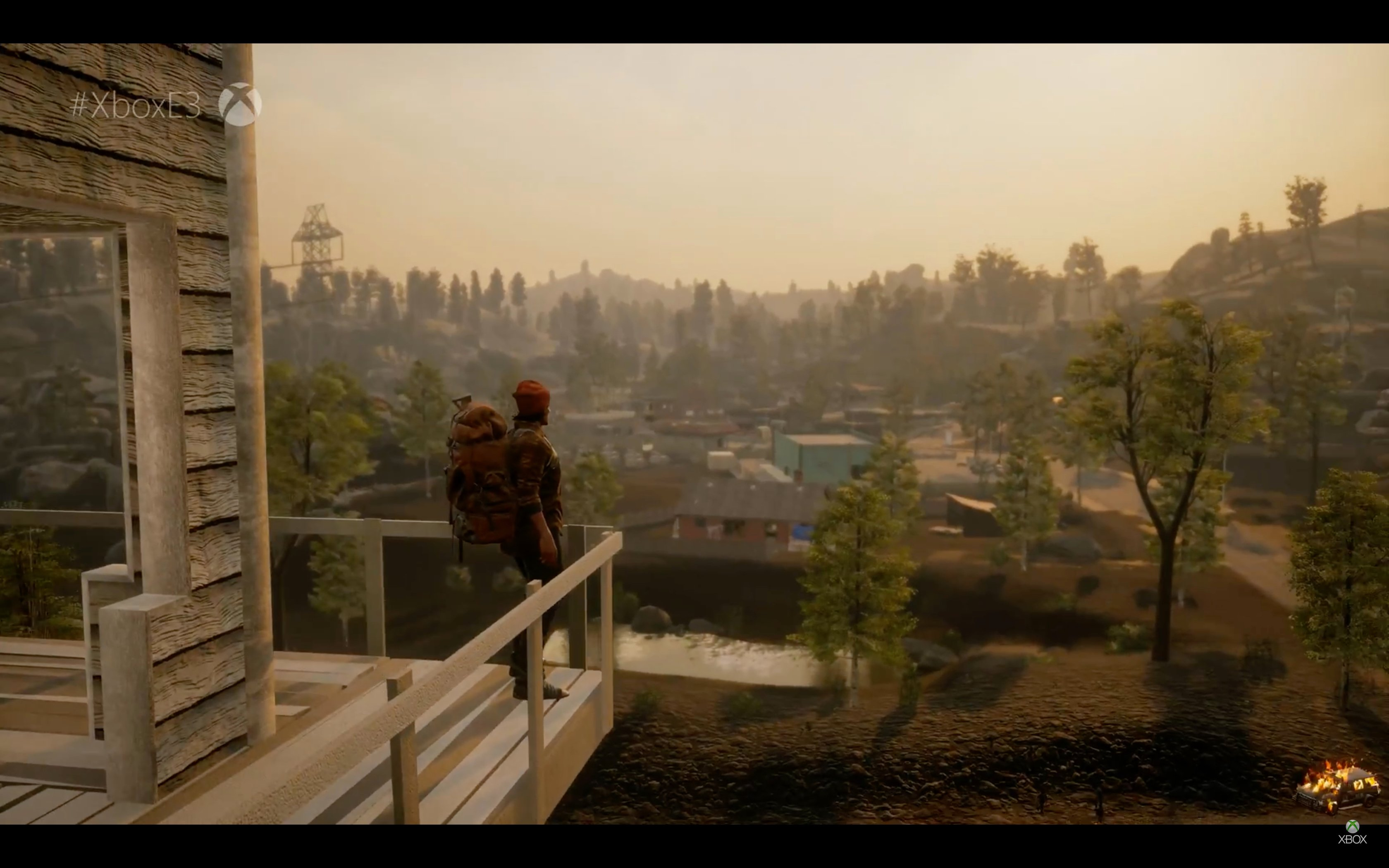 If I can't paint my house in State of Decay 2, then I'm out screenshot