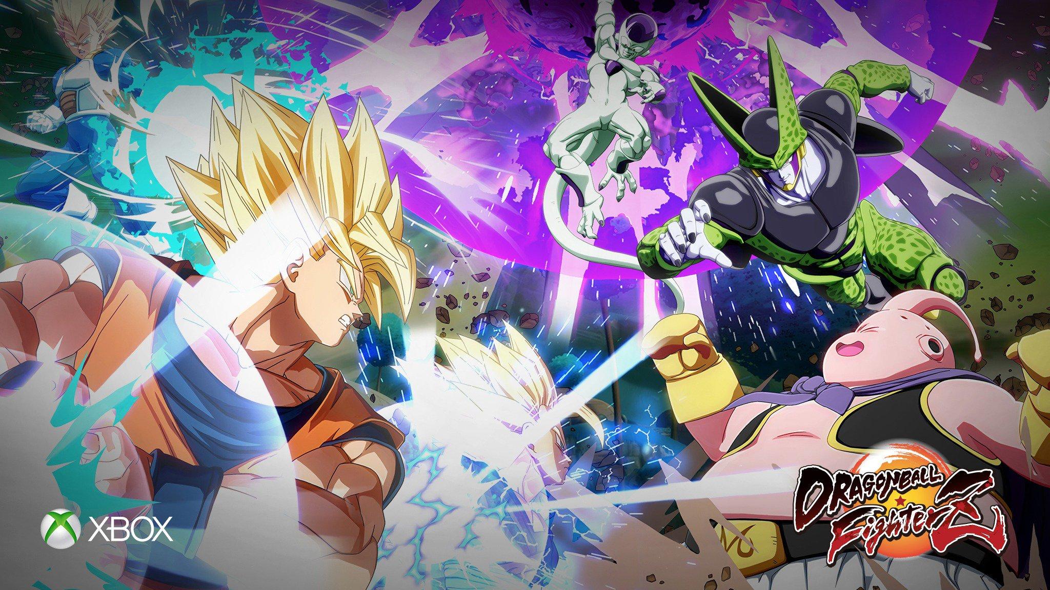 That Dragon Ball FighterZ video looks so dang good screenshot