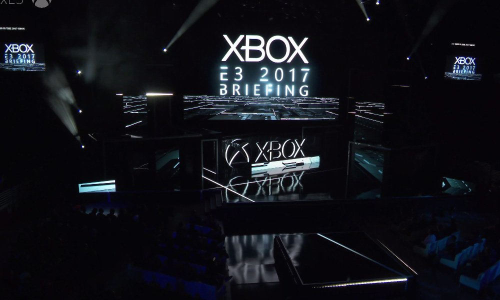 Everything that happened at Microsoft's packed E3 2017 press conference screenshot