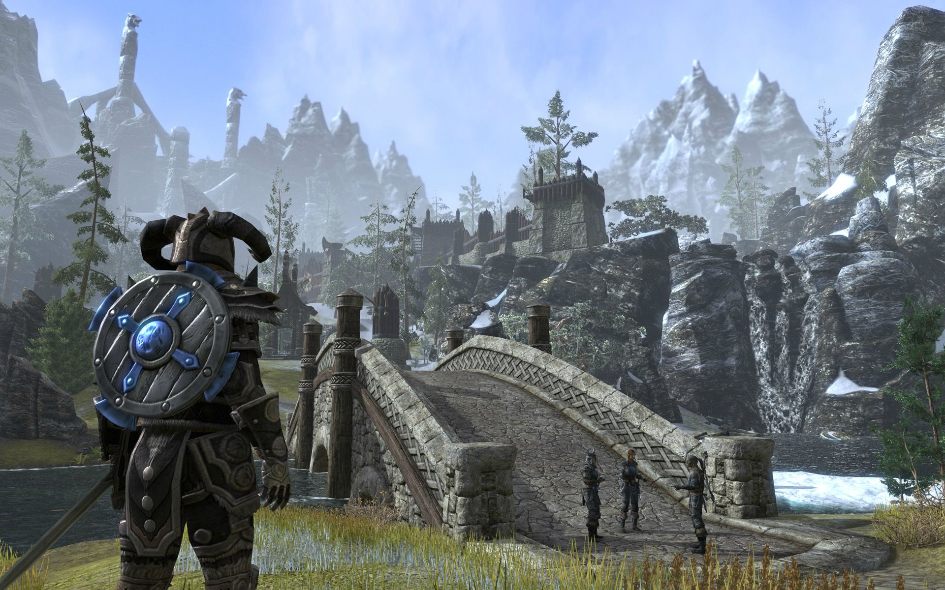 Bethesda reveals two new add-ons for Elder Scrolls Online