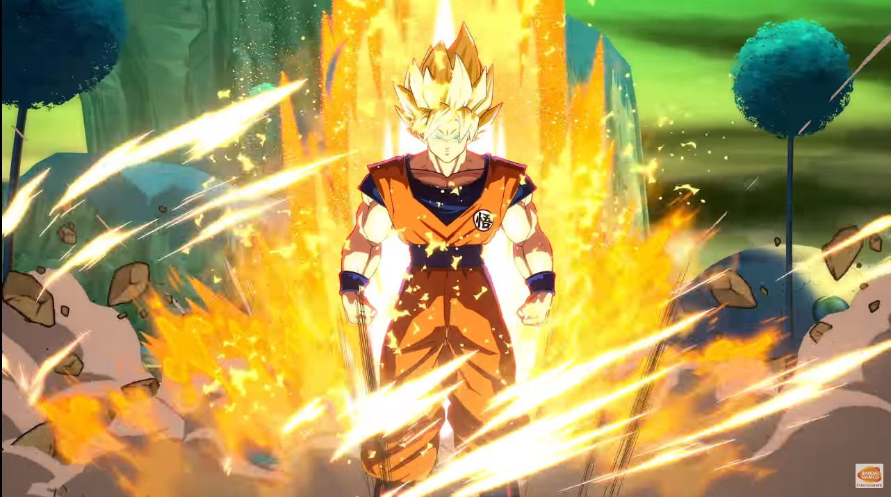 Watch this Dragon Ball FighterZ footage and let the theorycrafting begin screenshot