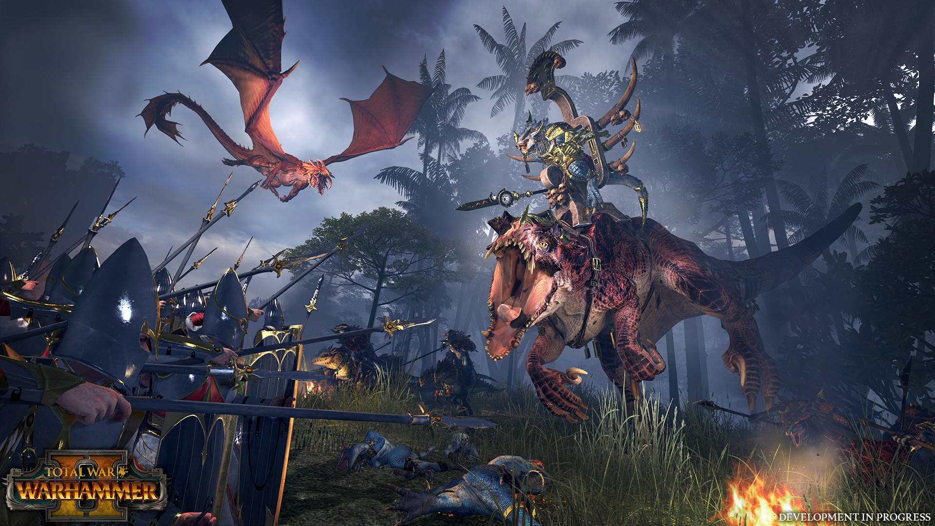 It's crazy to think that Total War: Warhammer II is nearly here screenshot