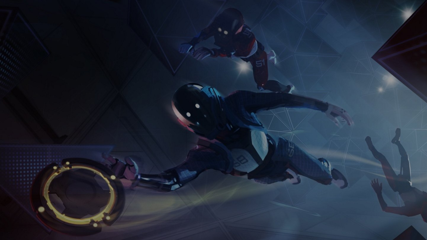 Intel unveils VR challenger league, free limited release for Echo Arena screenshot