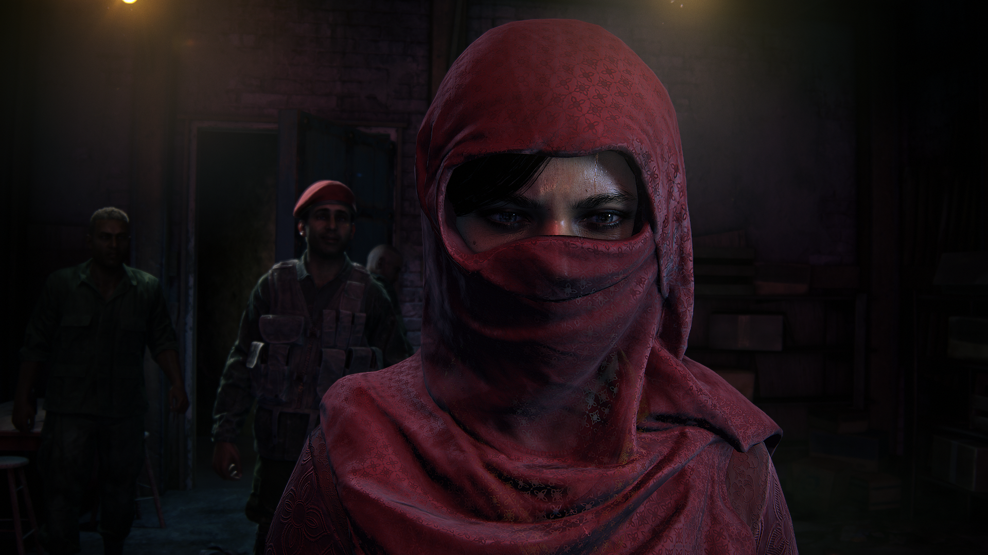Uncharted: The Lost Legacy has some new footage to kick off Sony's E3 screenshot