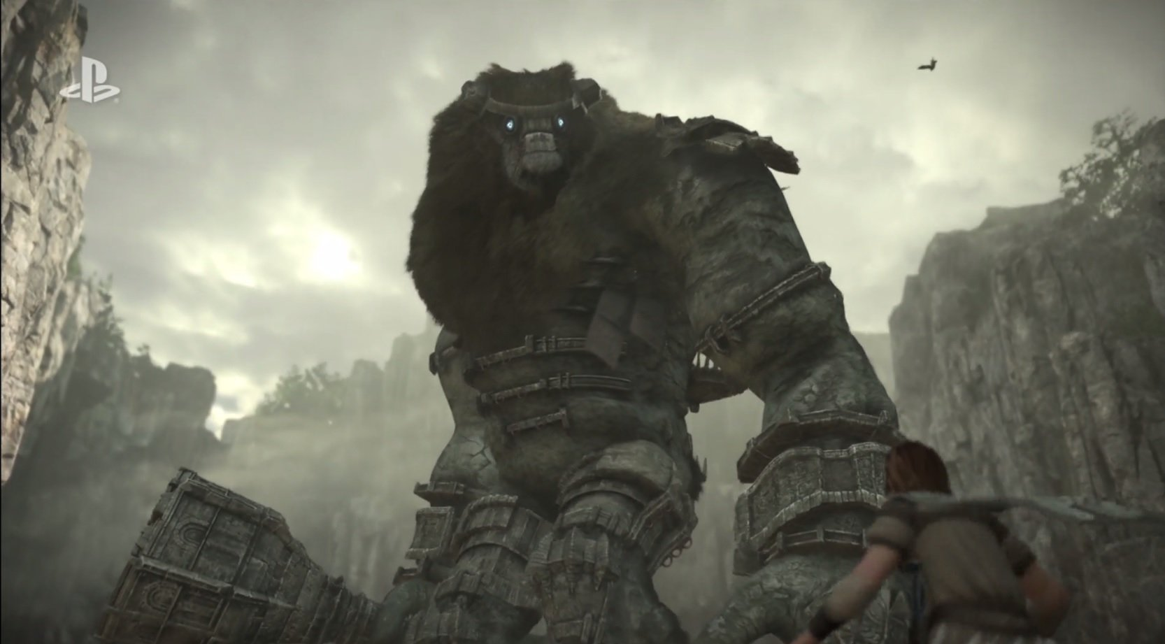 Shadow of the Colossus is getting a remake screenshot