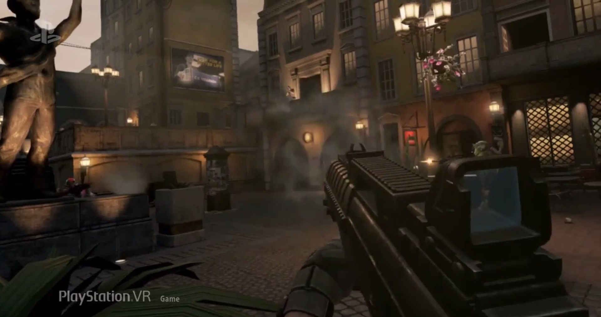 The Until Dawn developer is also making a shooter called Bravo Team screenshot