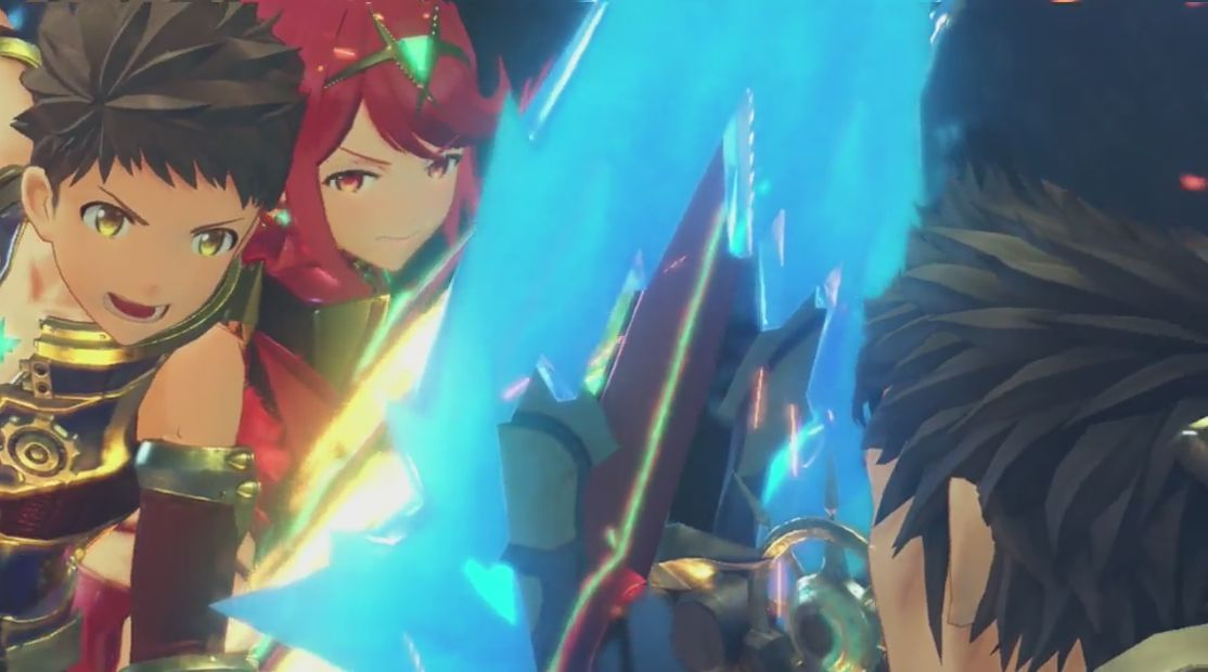 Xenoblade Chronicles 2 gets another trailer, out this 'Holiday' screenshot
