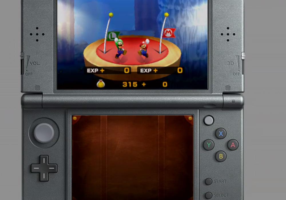 Nintendo announces Mario & Luigi Superstar Saga + Bowser's Minions screenshot