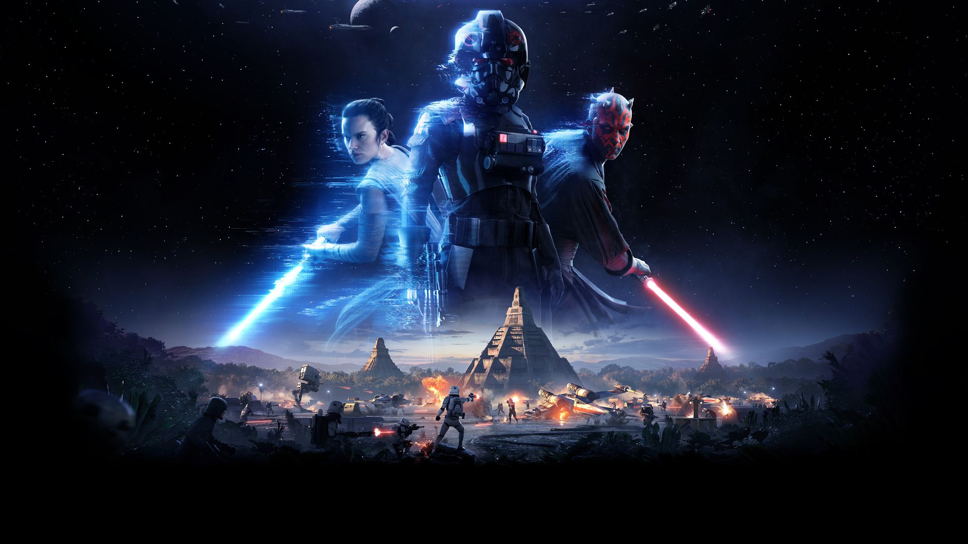 Star Wars Battlefront II asks for the benefit of the doubt screenshot