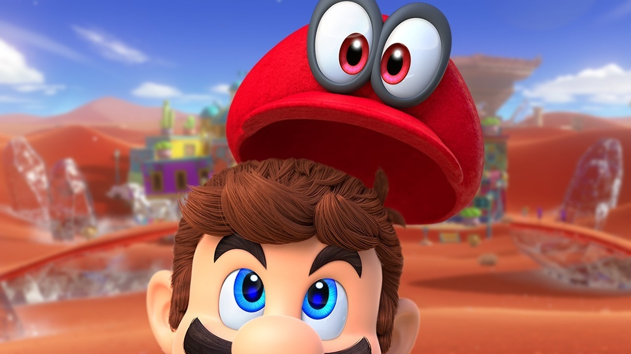 Here's the full version of the Super Mario Odyssey trailer theme screenshot