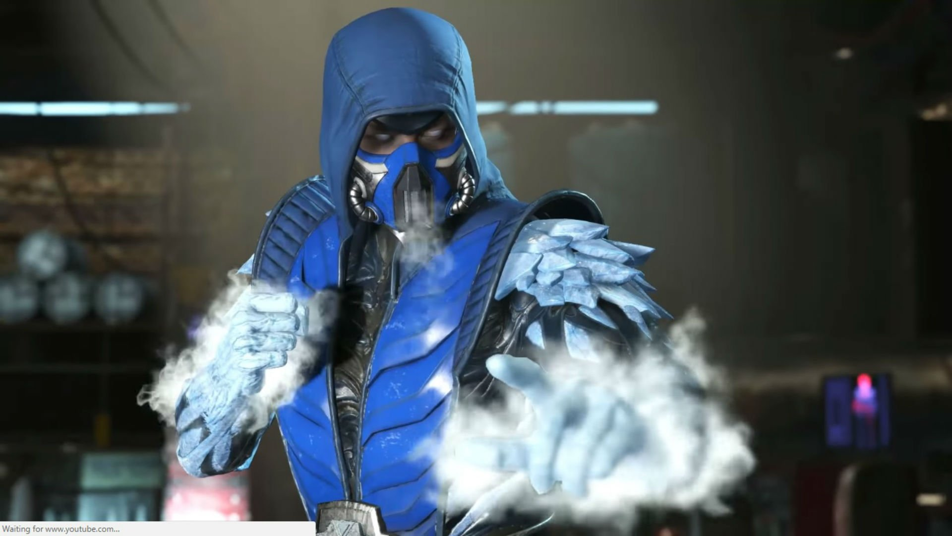 Sub Zero Looks Like An Icehole In Injustice 2