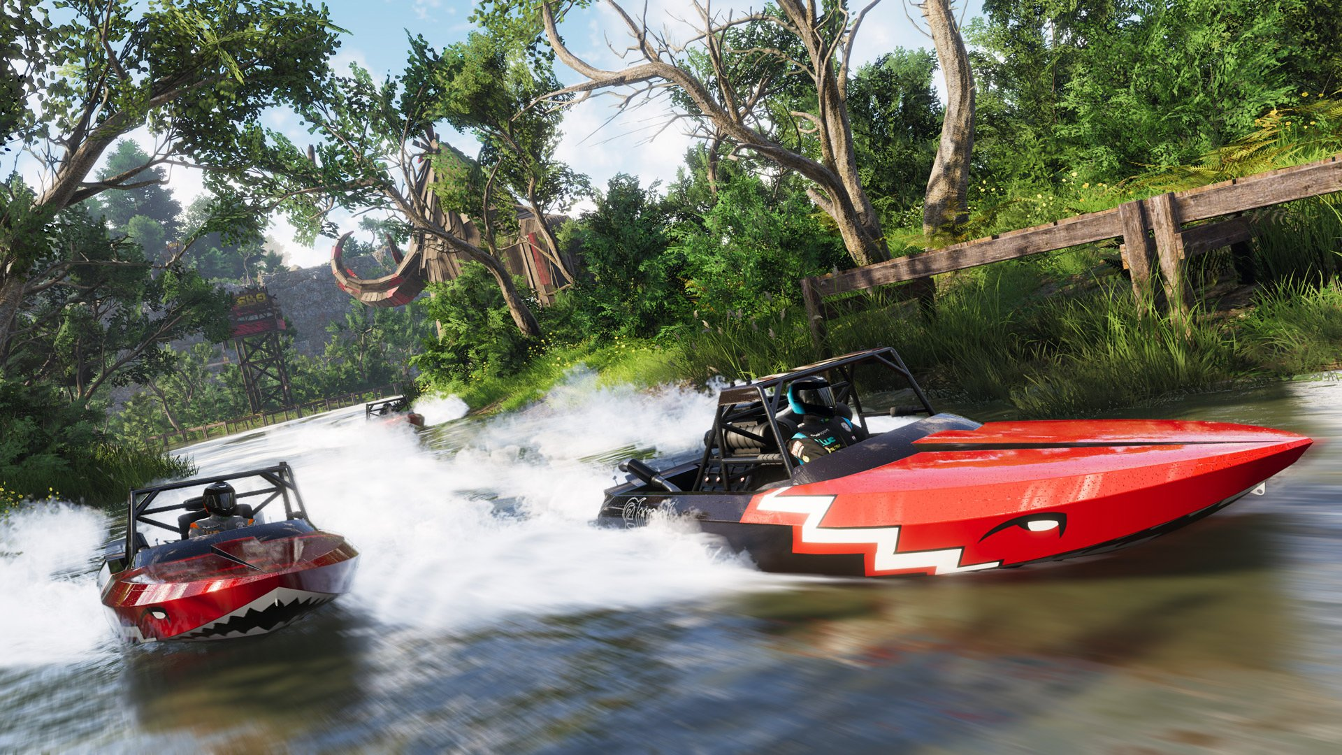 The Crew 2 feels like a do-over in the best possible way screenshot
