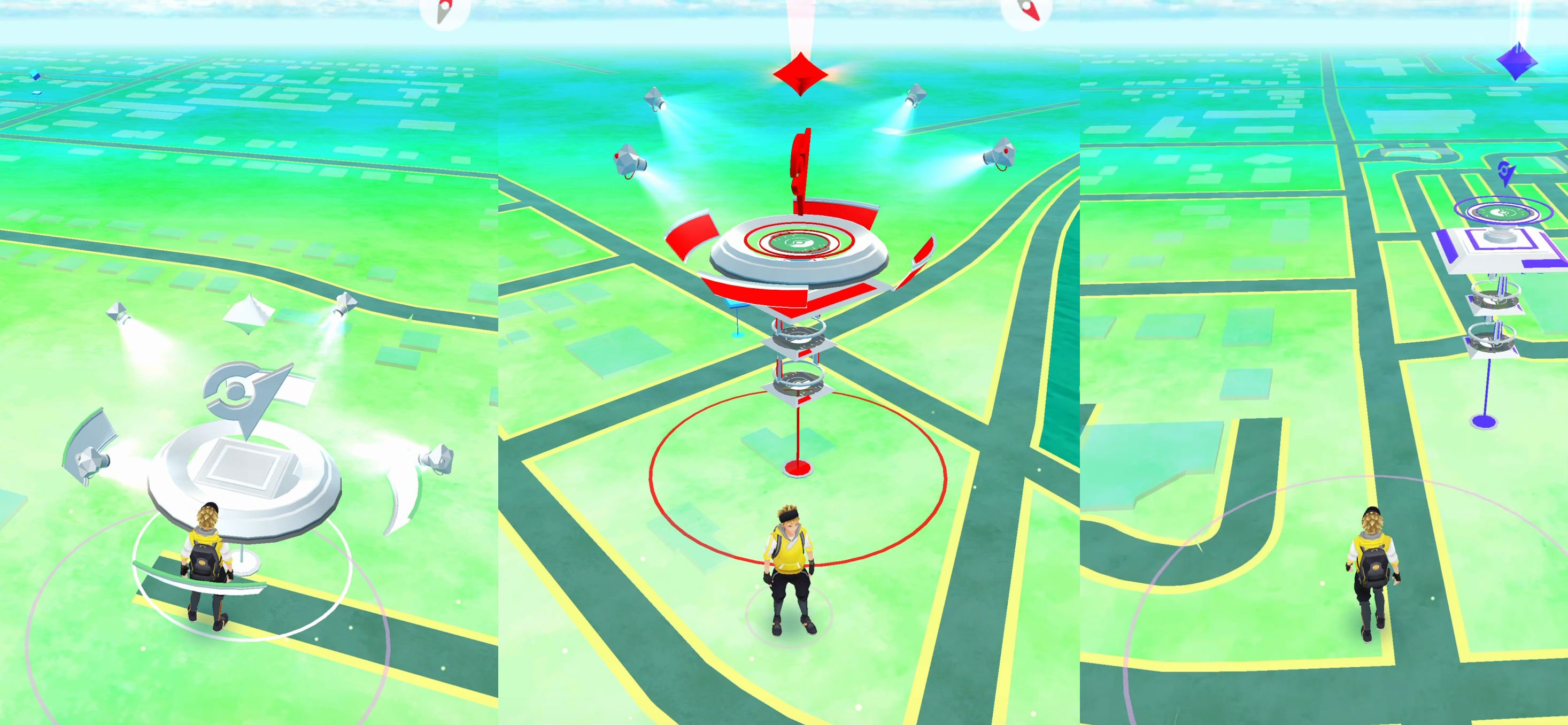 Pokemon Go's next big thing is an overhaul for gyms screenshot