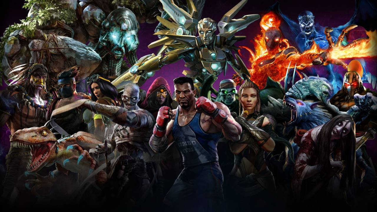 Killer Instinct will be ULTRA COMBOing from the comfort of Steam screenshot