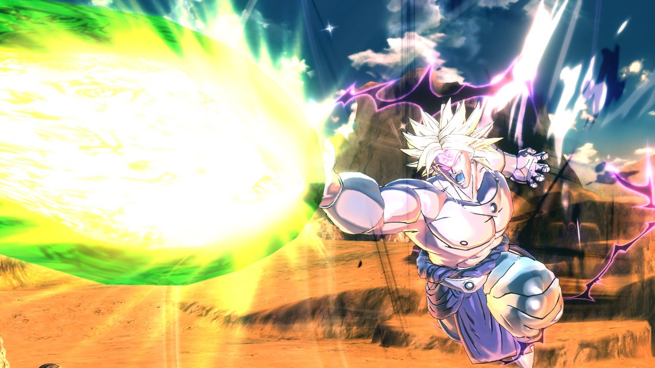 Dragon Ball Xenoverse 2 dated for Switch in Japan screenshot