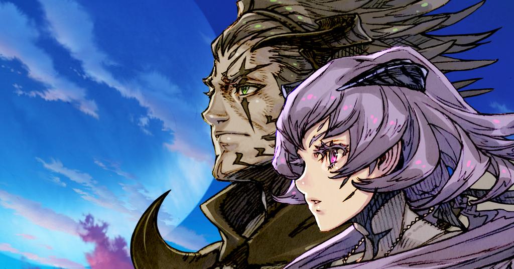 Final Fantasy creator's new game is Terra Battle 2 screenshot
