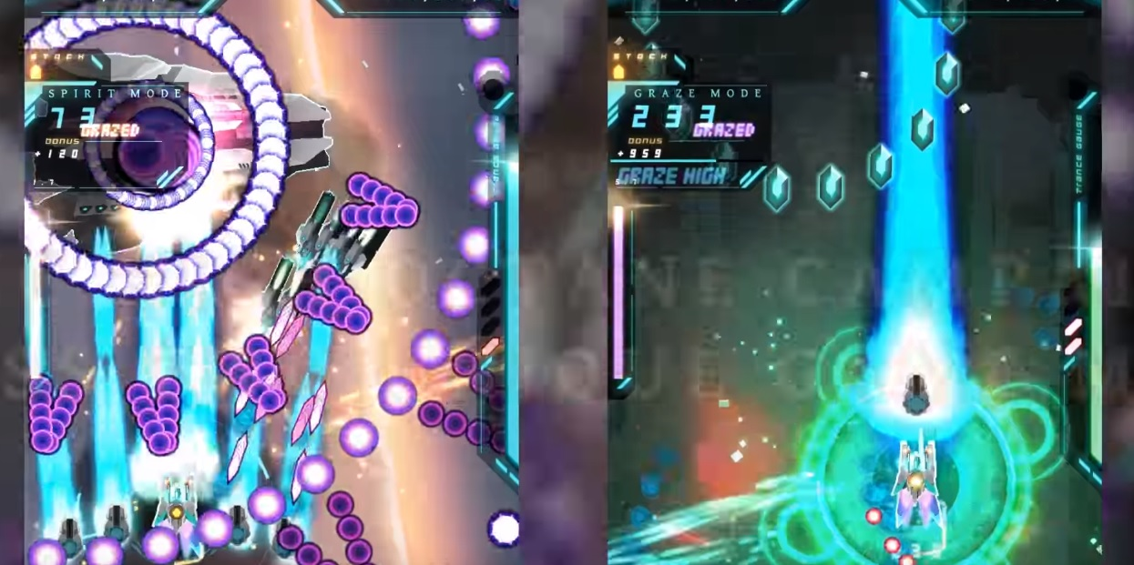 Could the Switch end up being a shmup machine? Danmaku Unlimited 3 is coming for it screenshot