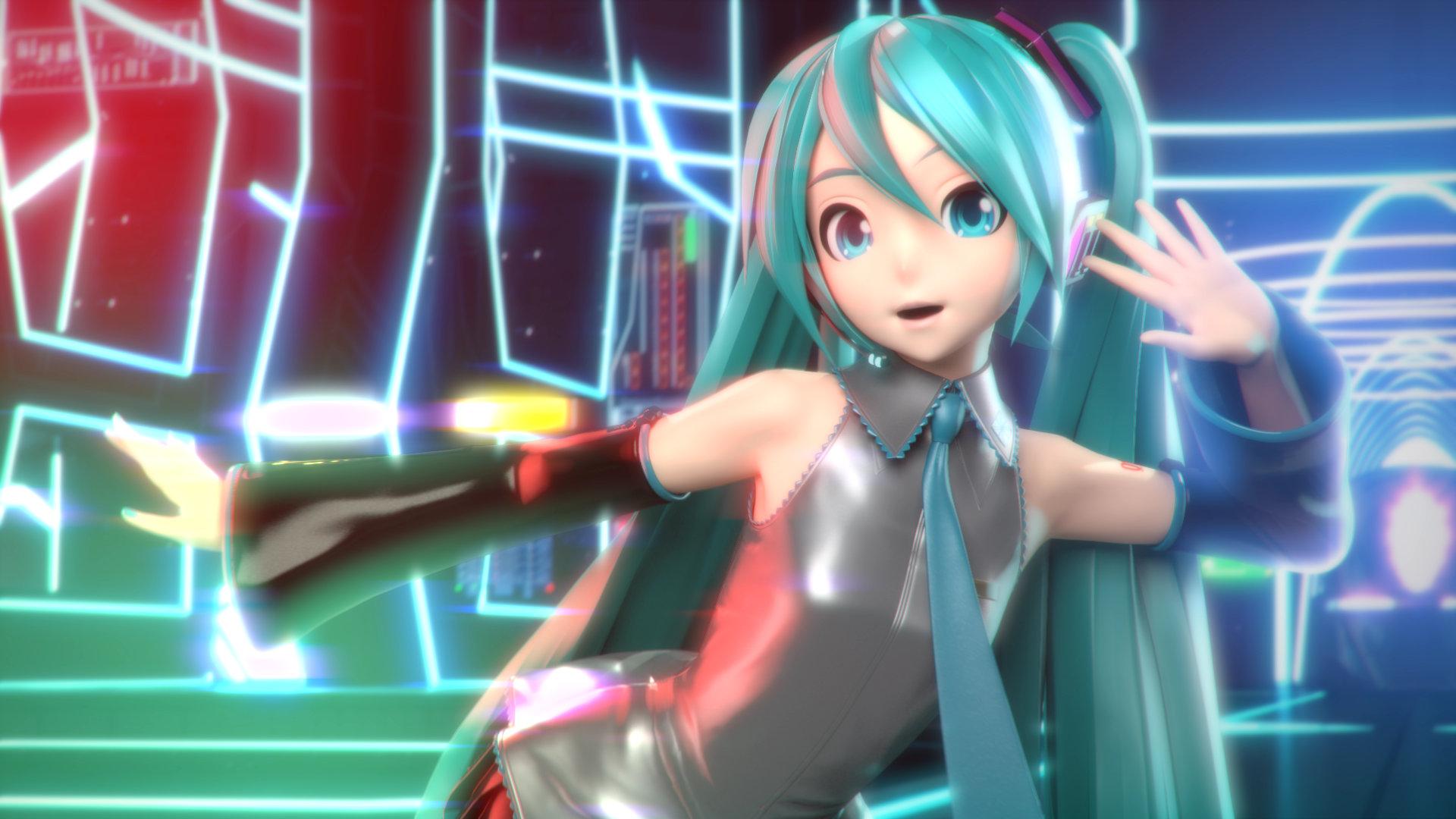 Hatsune Miku: Project Diva Future Tone DX announced for PS4 screenshot