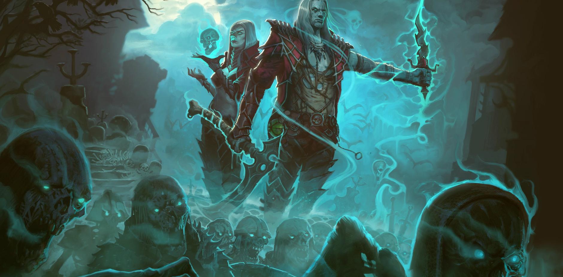 Review: Diablo III: Rise of the Necromancer screenshot