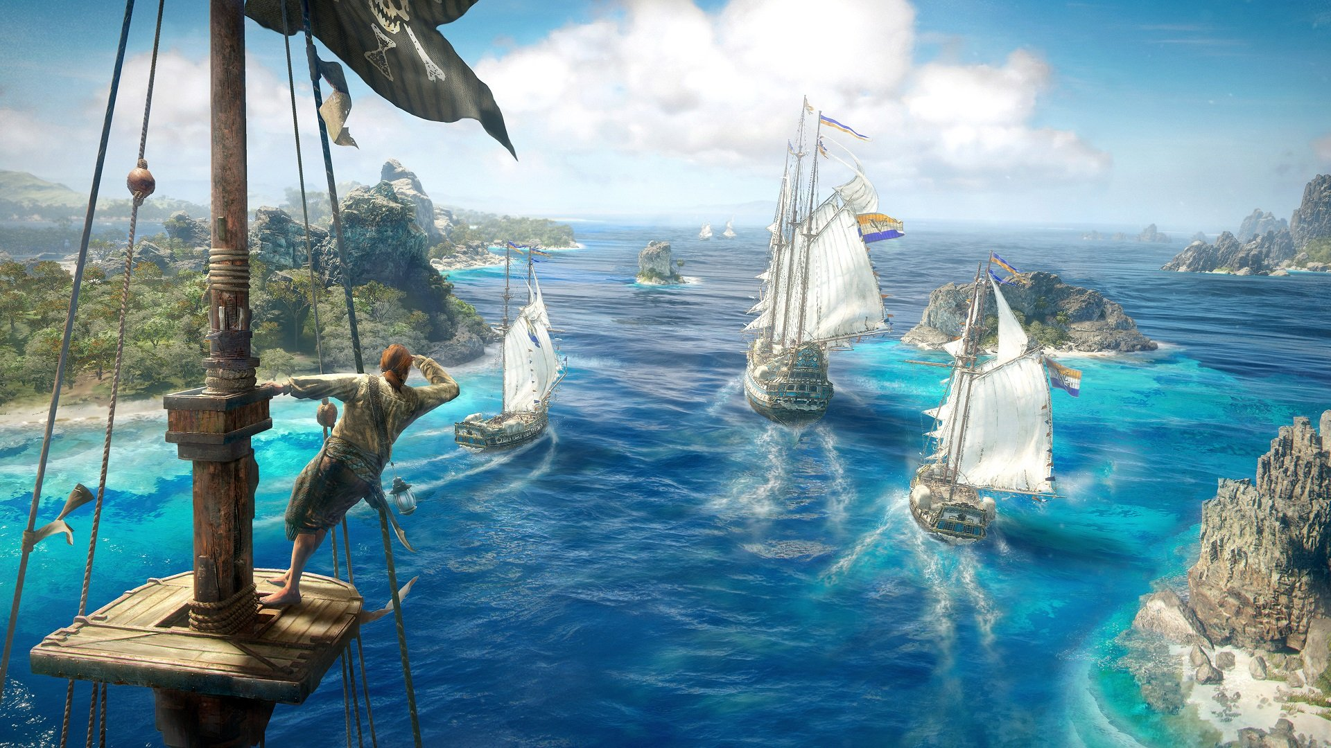 Assassin's Creed's pirate stuff was too good to let die and Skull & Bones proves it screenshot