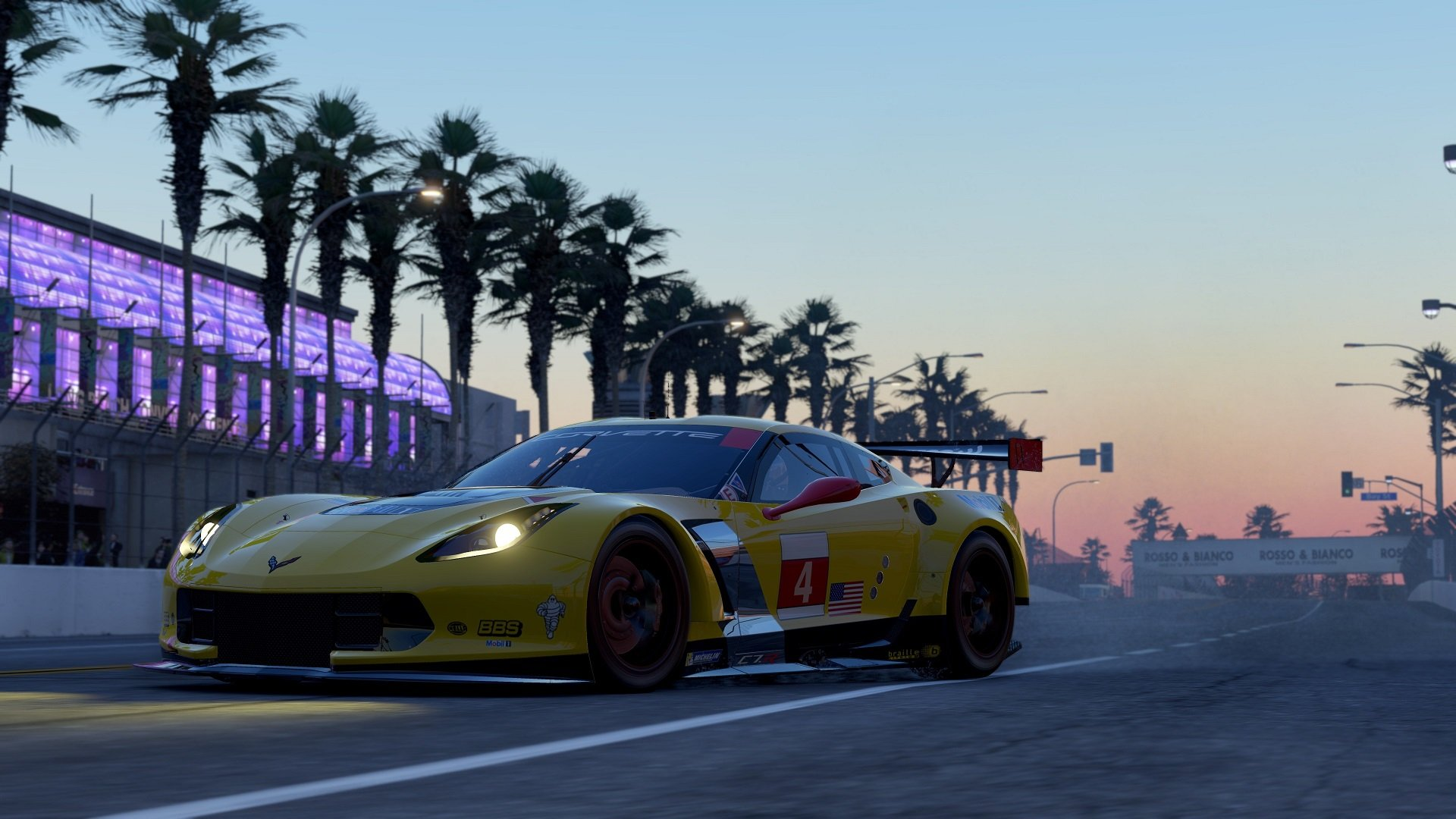 Project CARS 2 is coming at the king, it best not miss screenshot