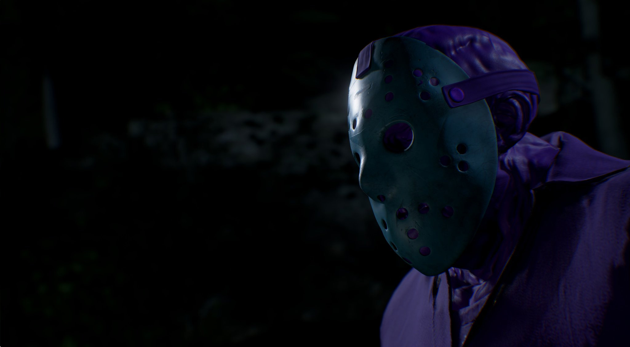Friday the 13th has a wonderful throwback skin, and it's free screenshot