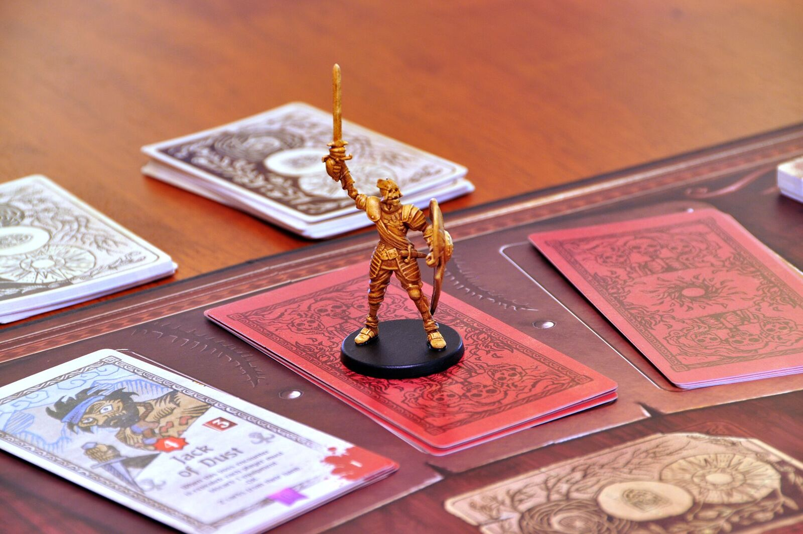 Hand of Fate Ordeals is bringing deck-building to adventure