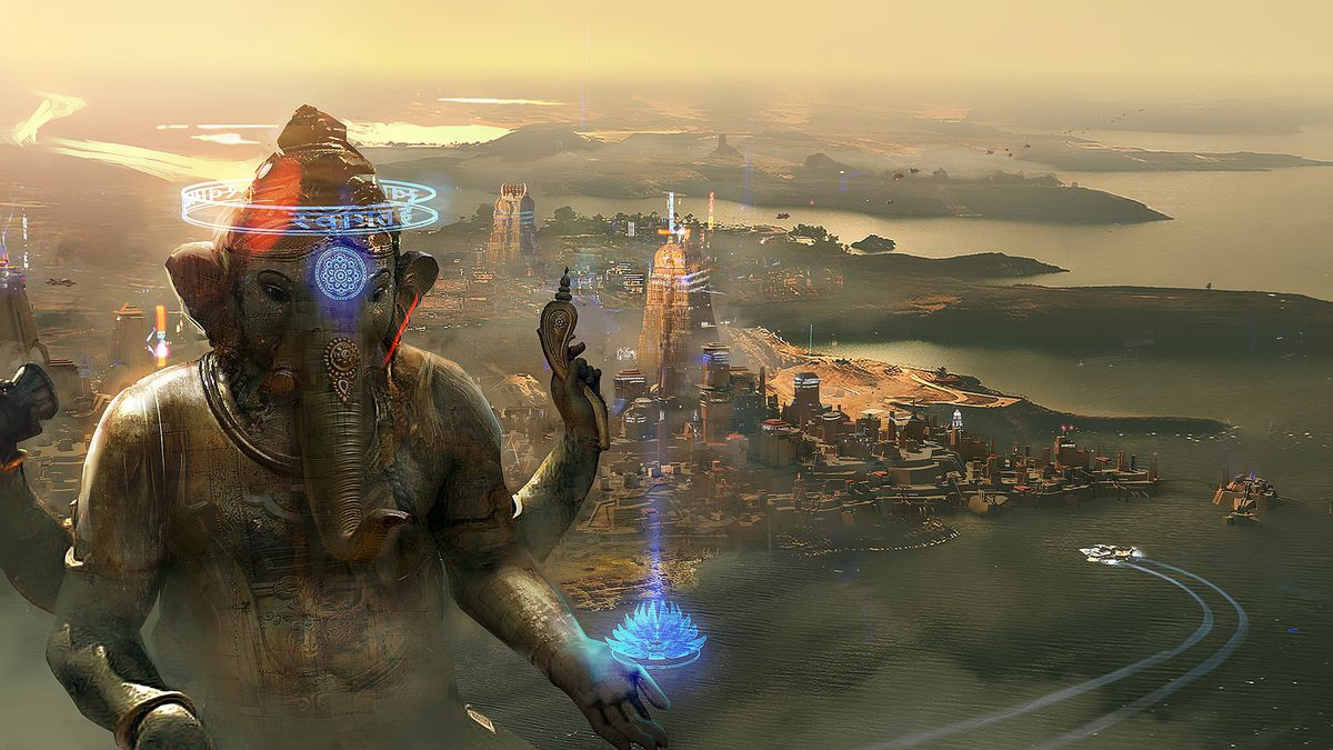 Check out the first in-engine gameplay of Beyond Good and Evil 2 screenshot