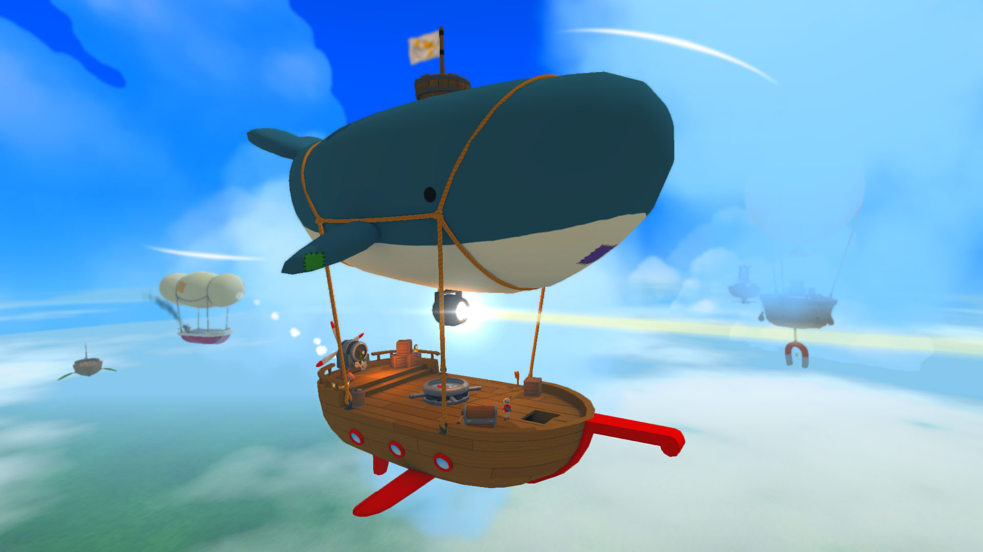 Oh boy, 3D platformer Poi releases on PS4, Xbox One next week screenshot
