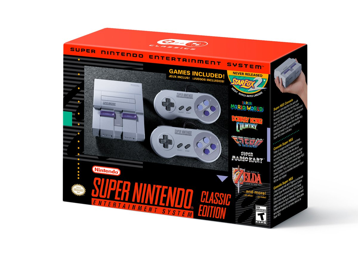 SNES Classic loaded with Star Fox 2 launching this September screenshot