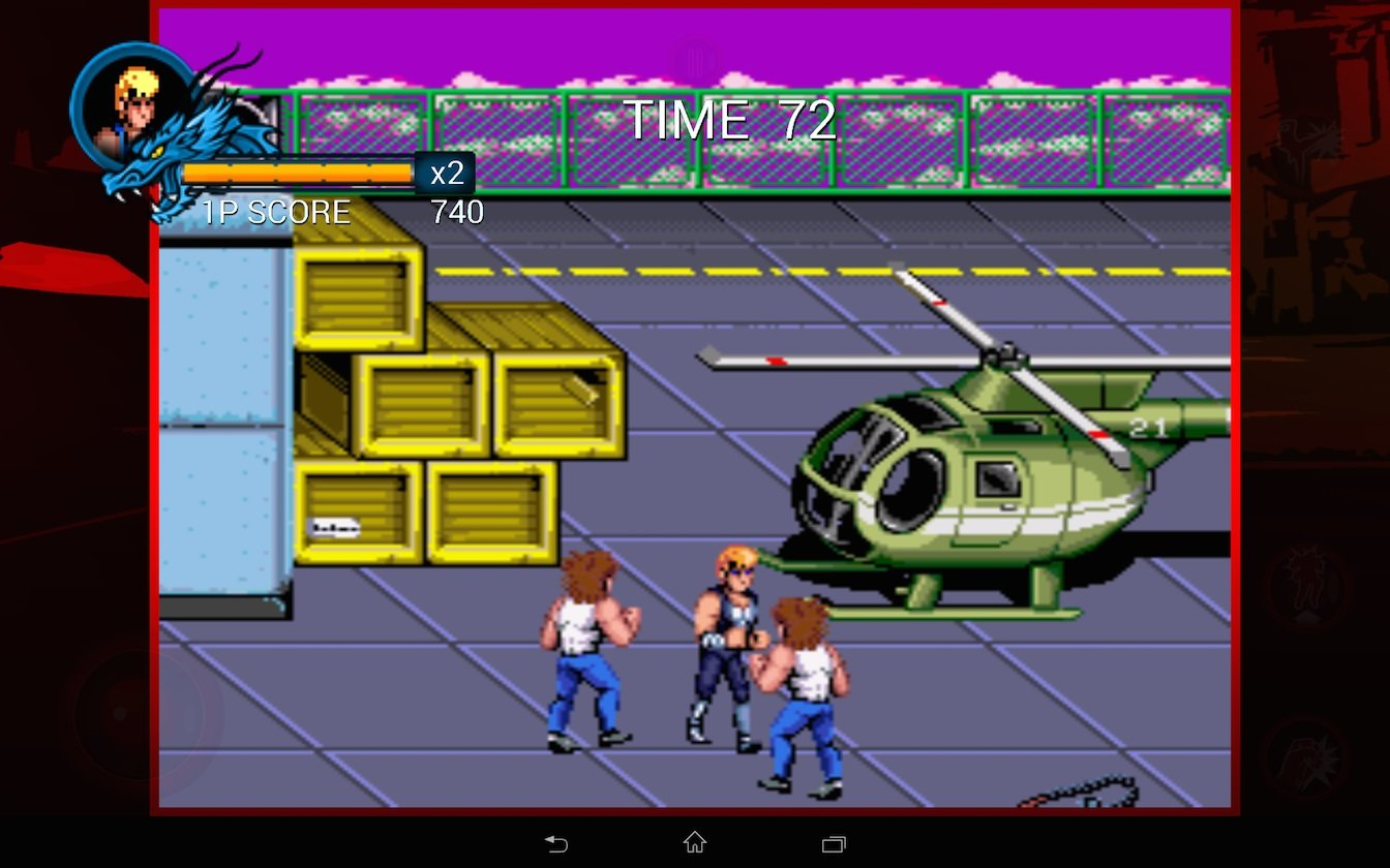 You can nab Double Dragon Trilogy for free during GOG's week long sale screenshot