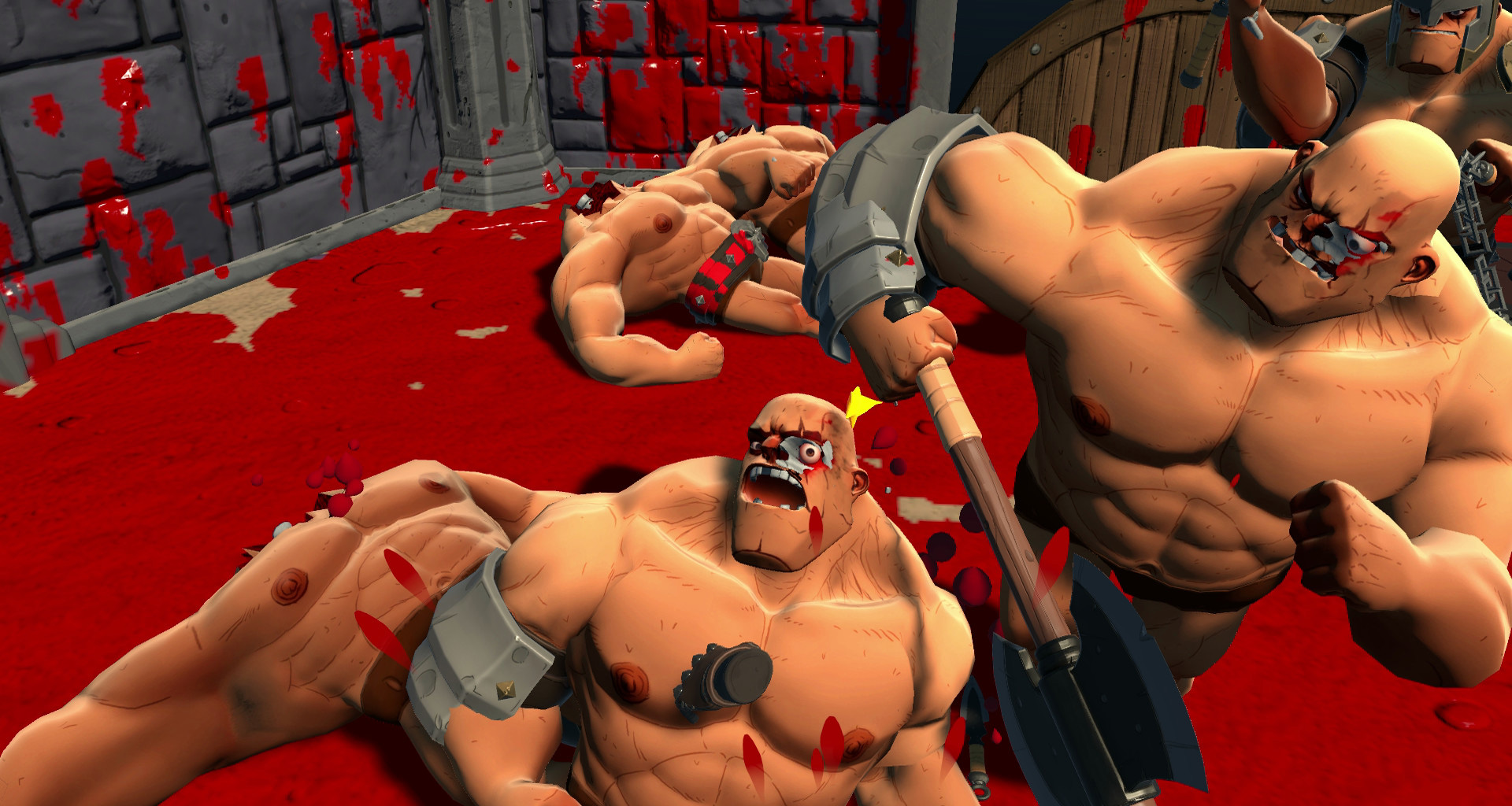 Gorn Is The Perfect Name For This Ridiculous Gladiator Sim