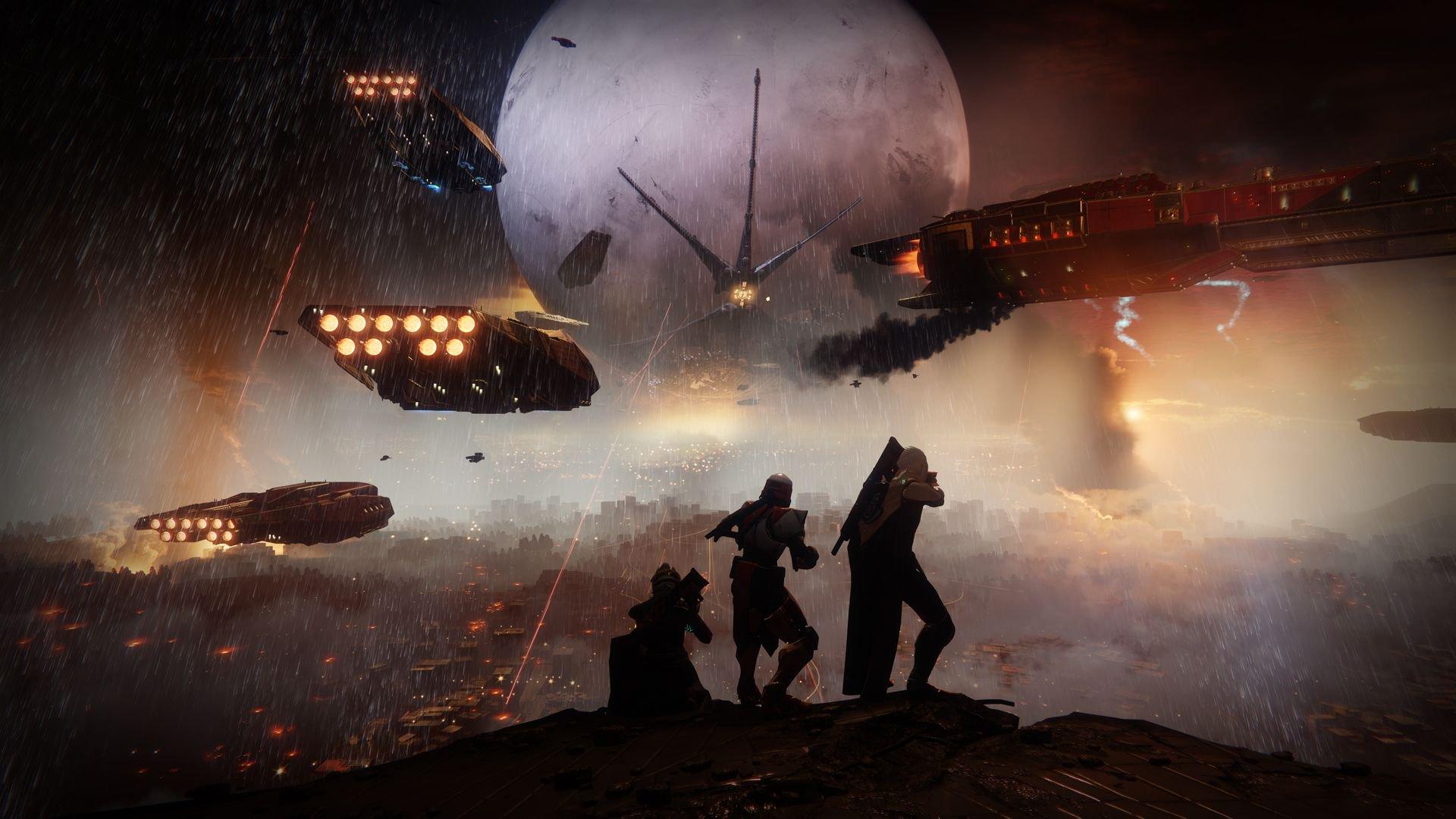 Destiny 2's beta will start next month, first on PS4 screenshot