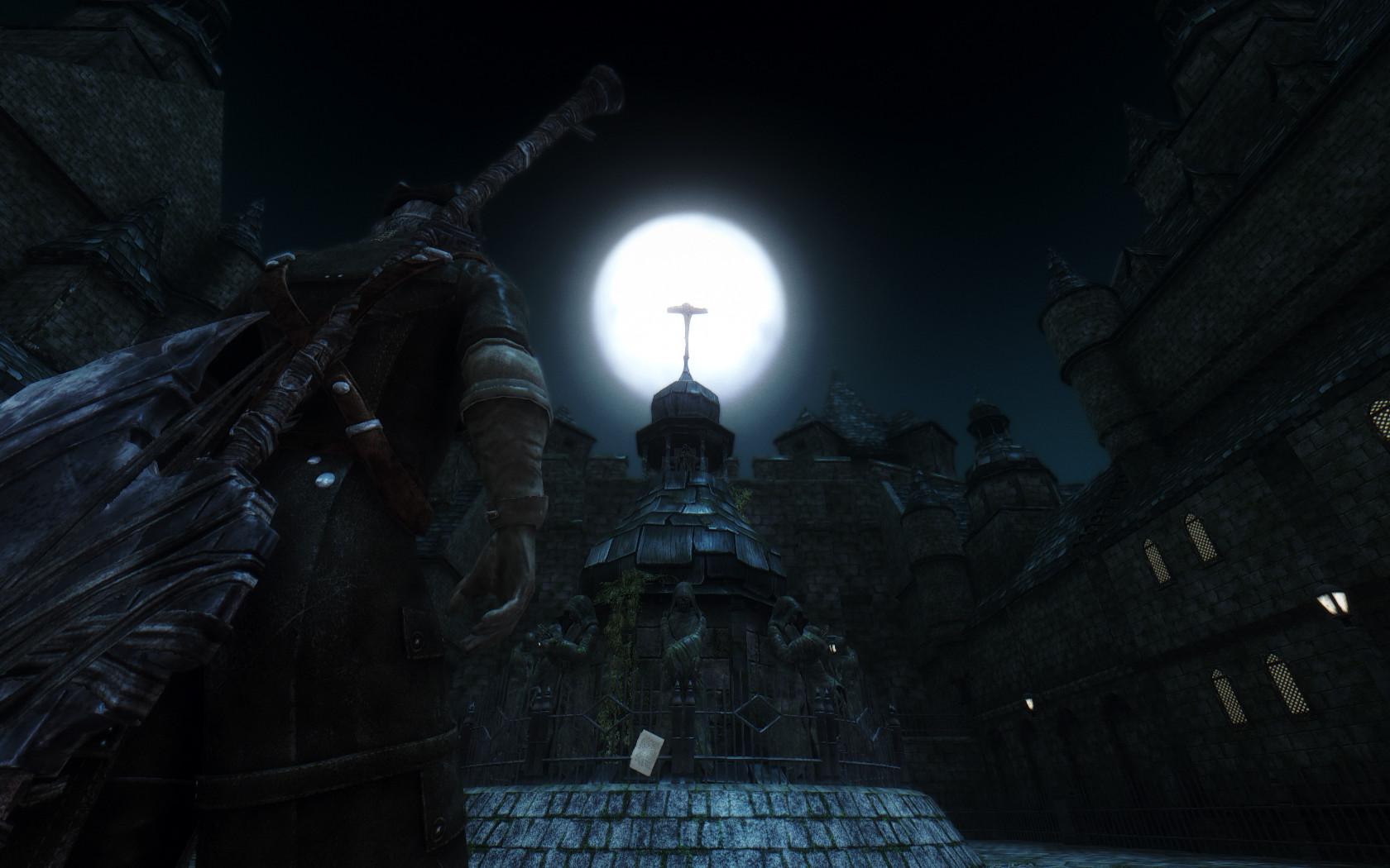 This Skyrim mod brings Bloodborne to Tamriel [PC Gamer] & New mod brings Yharnam to Skyrim