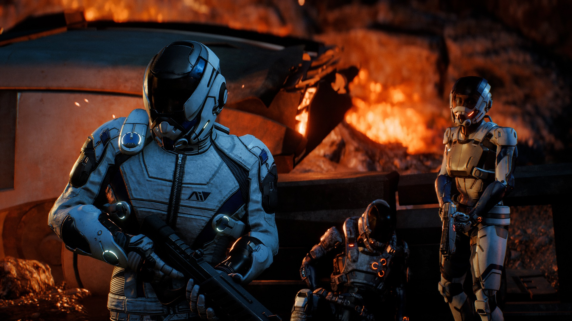 Mass Effect: Andromeda will reportedly not get any single-player add-ons screenshot