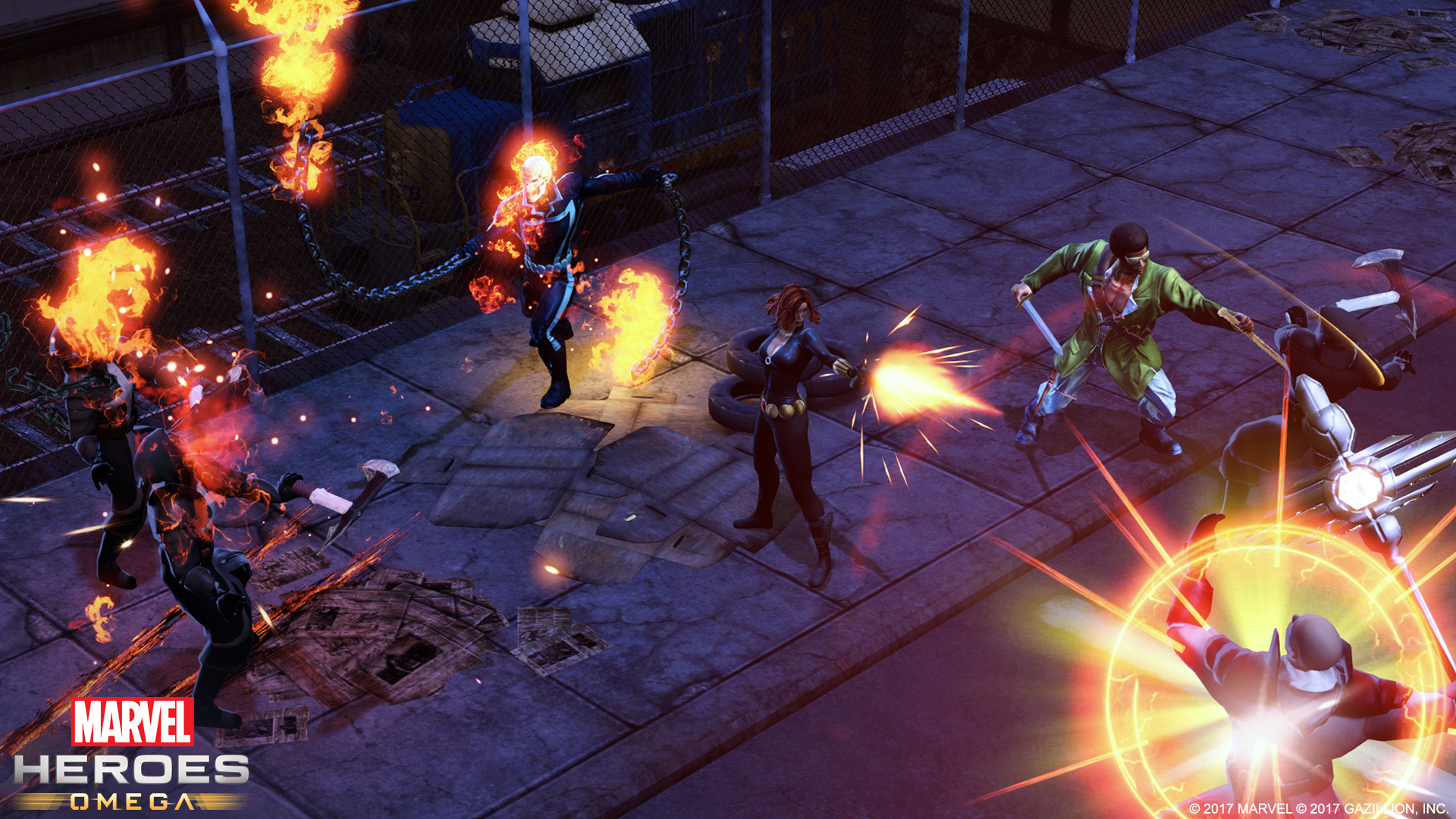 Marvel Heroes Omega is out for Xbox One screenshot