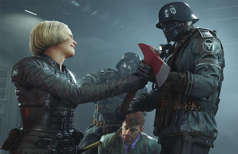 Deals: Wolfenstein II and upcoming shooters up to 24% off with stacking coupon screenshot