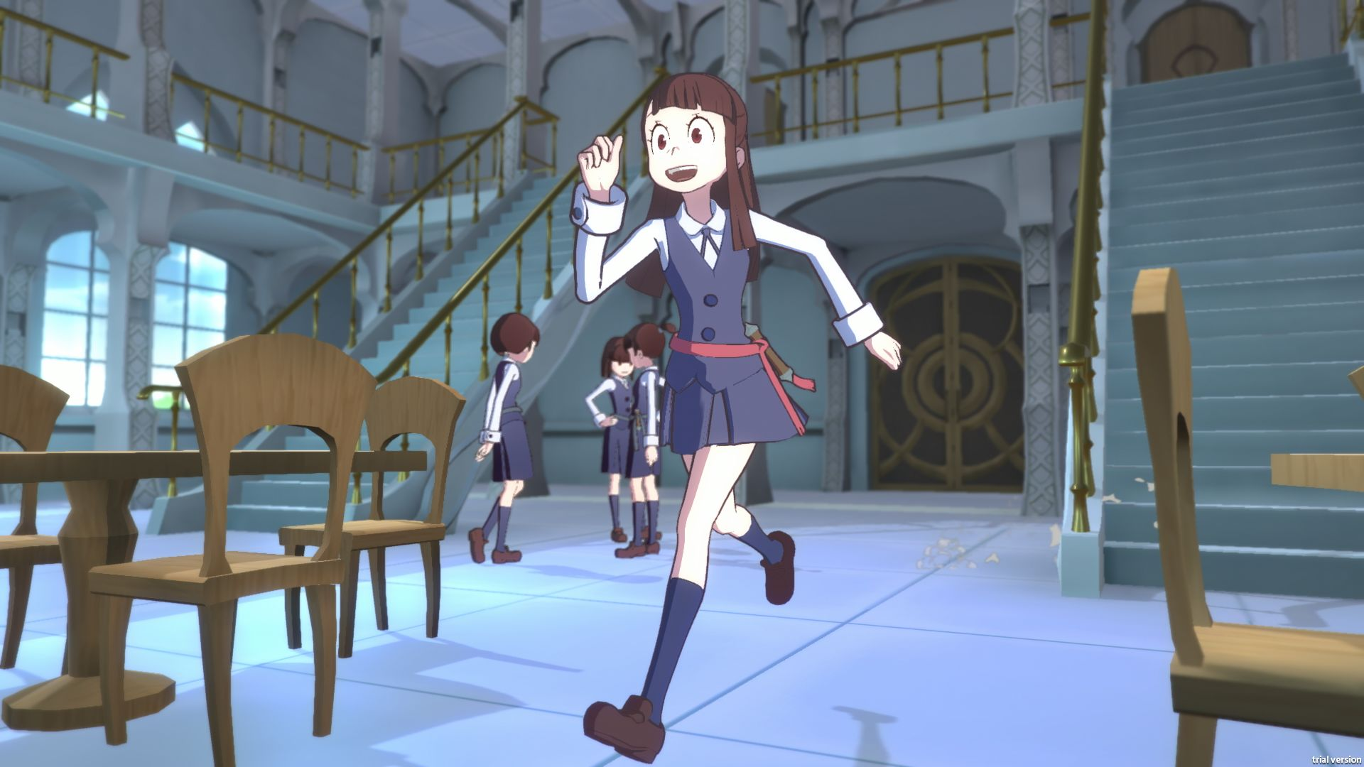 Little Witch Academia: Chamber of Time coming to North America screenshot