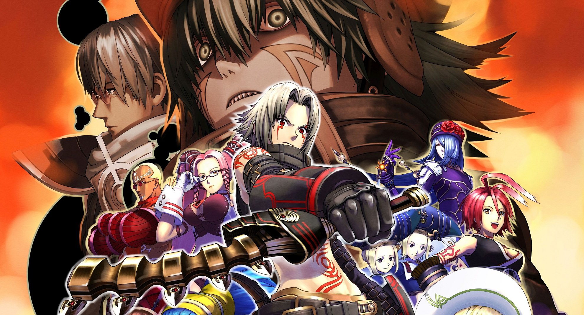 Looks like the .hack//G.U. remaster is going to be digital only screenshot