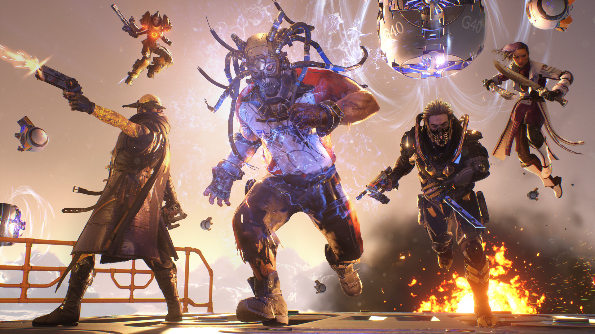 LawBreakers collector's edition coming from Limited Run Games screenshot